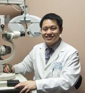 Eye Doctor Alexander Chen OD Humble TX