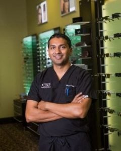 Eye Doctor Bhavesh Patel O.D. Fort Worth TX