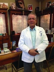Eye Doctor Mario Barrera  OD