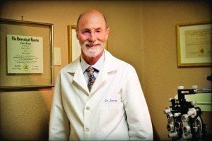 Eye Doctor Terence Jansen O.D. Austin TX