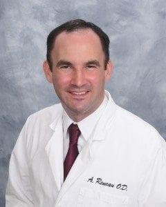 Eye Doctor Aaron Reneau OD Atascocita TX