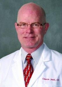 Eye Doctor Cameron Smith O.D. Mansfield TX