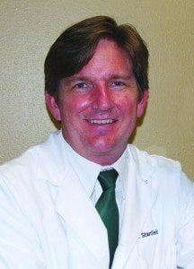 Eye Doctor Stephen Stanfield O.D. San Marcos TX