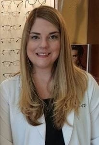 Eye Doctor Jaclyn Hutchins O.D. San Antonio TX