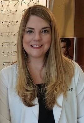 Eye Doctor Jaclyn Hutchins  OD