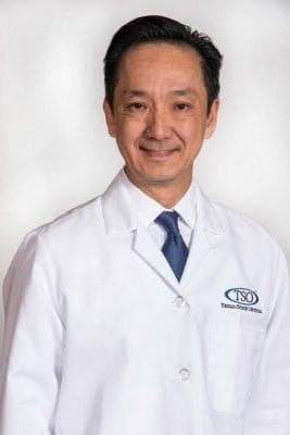 Eye Doctor Robert Le OD Sugar Land TX