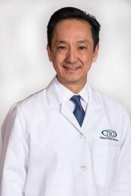 Eye Doctor Robert Le OD Sugar Land TX
