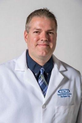 Eye Doctor Jon House OD Bryan TX
