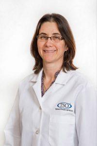 Eye Doctor Ingrid Hilliard  O.D.