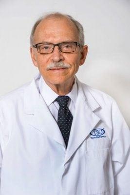 Eye Doctor Allan Ring OD Houston TX