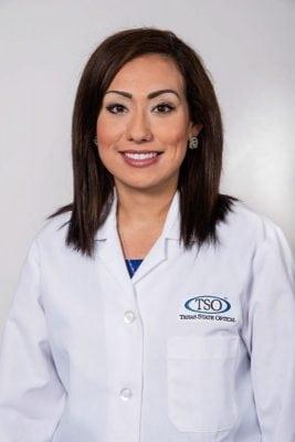 Eye Doctor Mayra Tovias OD Santa Fe TX