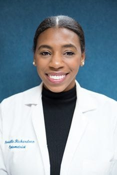 Eye Doctor Danielle Richardson, OD Houston TX