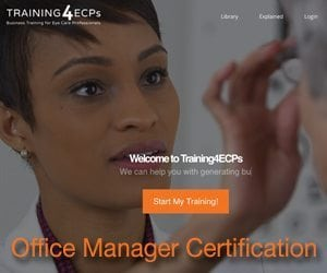 Office Manager Certification