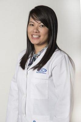 Eye Doctor Dieu-Hong Ho OD Houston TX