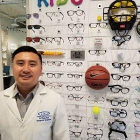Kids Sport Eyeglasses at TSO Spring Rayford