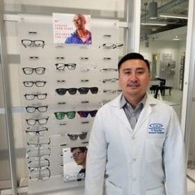 Nike Eyeglasses at TSO Spring Rayford