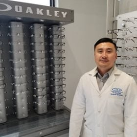 Oakley Eyeglasses at TSO Spring Rayford