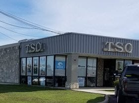 TSO New Braunfels Office Front View