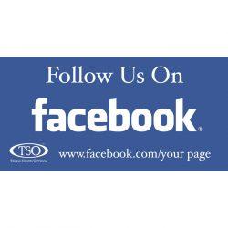 SOCIAL MEDIA COUNTER CARDS - FACEBOOK