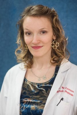 Eye Doctor Maria Courson  OD Houston TX