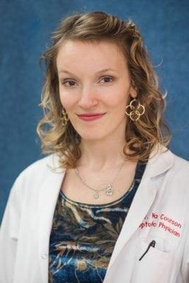 Eye Doctor Maria Courson,  OD