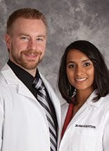 Drs. Reid & Hina Robertson – Allen, TX
