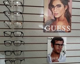 Guess Womens Eyeglasses