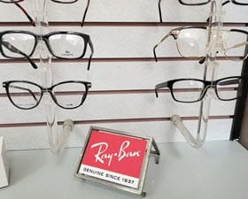 Raybans at TSO Sharpstown