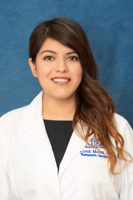 Eye Doctor Lizeth Molina O.D. Houston TX