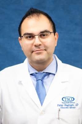 Eye Doctor Faraz Haghighi,  OD