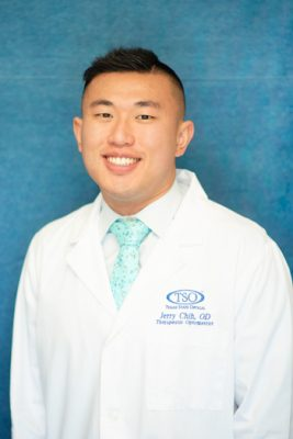 Eye Doctor Jerry Chih, O.D.