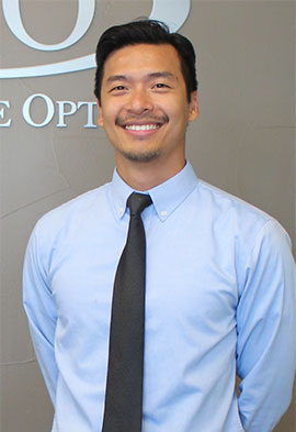 Eye Doctor Tommy Nguyen  O.D.