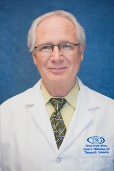 Eye Doctor James Mikkelsen,  OD